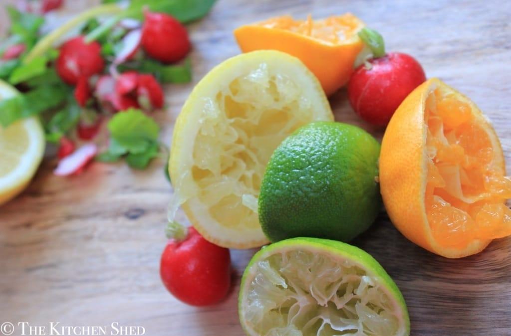 Clean Eating Chicken Citrus Quinoa