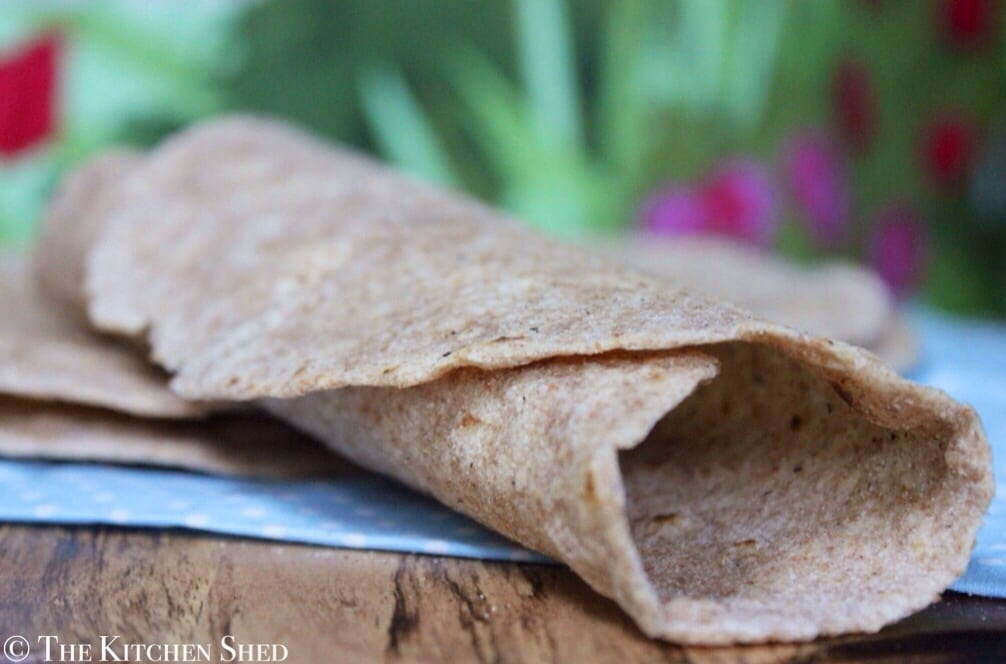 Clean Eating Tortilla Wraps The Kitchen Shed