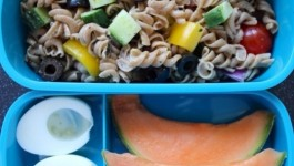 Clean Eating Kids Lunch Box Idea 5