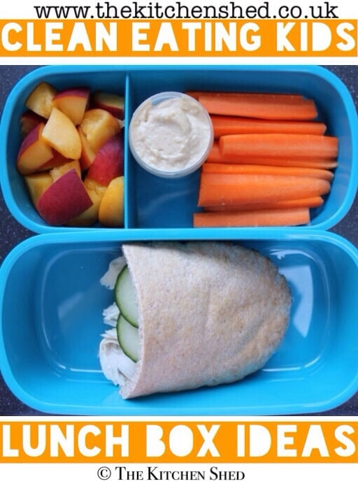 Clean Eating Kids Lunch Box Ideas 7