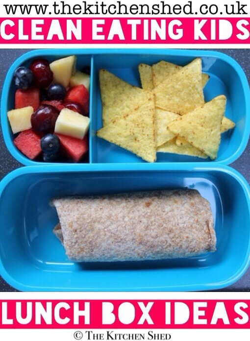 how to clean moldy lunch box