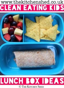 Clean Eating Kids Lunch Box Ideas 8