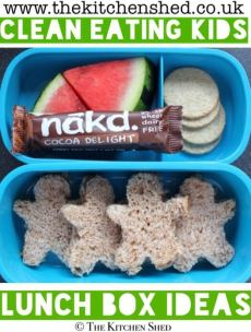 Clean Eating Lunch Box Ideas 9