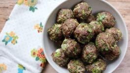 Clean Eating Turkey Lettuce Meatballs