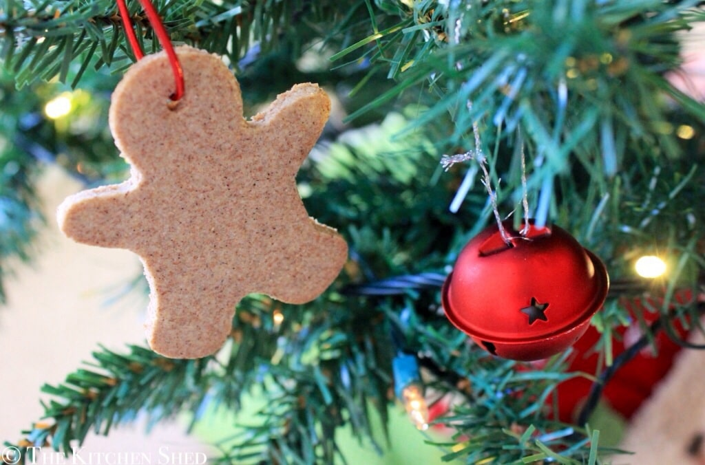 Clean Eating Edible Christmas Tree Decorations