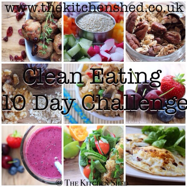 Clean Eating 10 Day Challenge