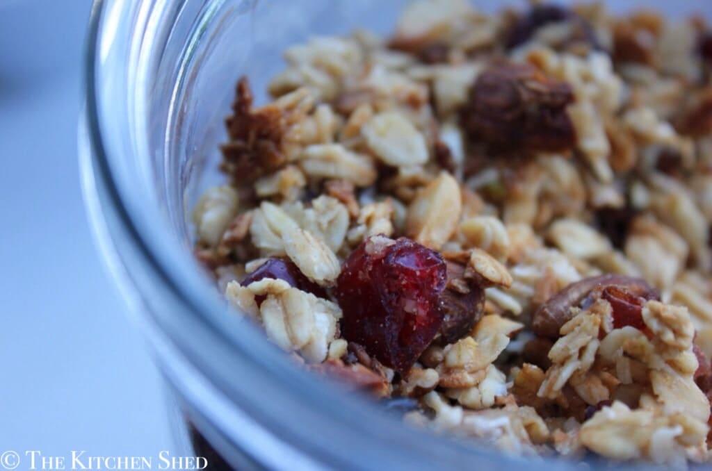 Clean Eating Basic Granola