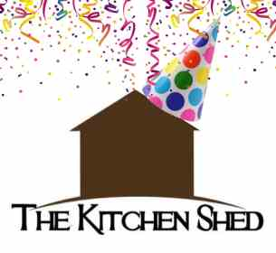 Happy Birthday! Celebrating 1 Year of The Kitchen Shed