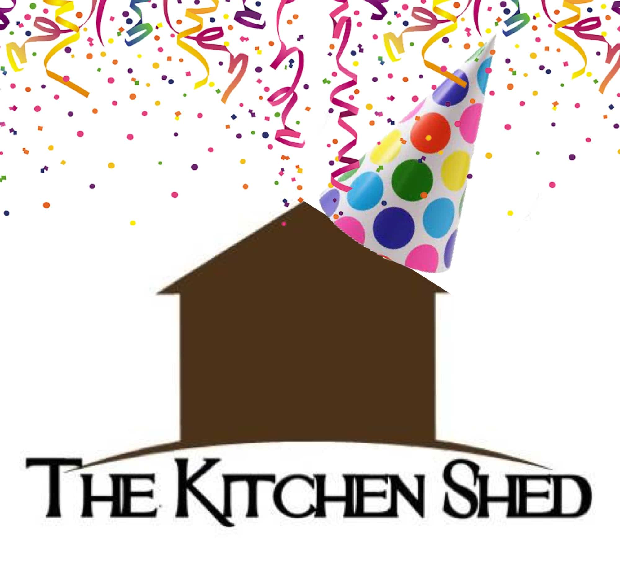 Happy 1st Birthday The Kitchen Shed