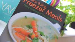 Clean Eating Freezer Meals & A Mothers Day Giveaway