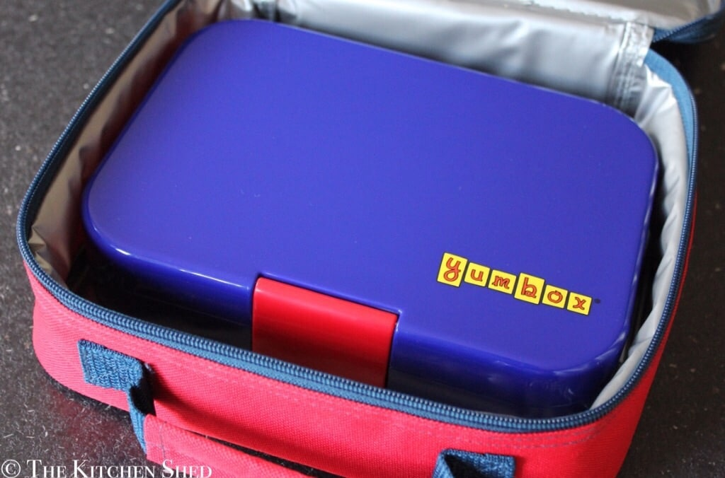 Yumbox Review UK - The Kitchen Shed
