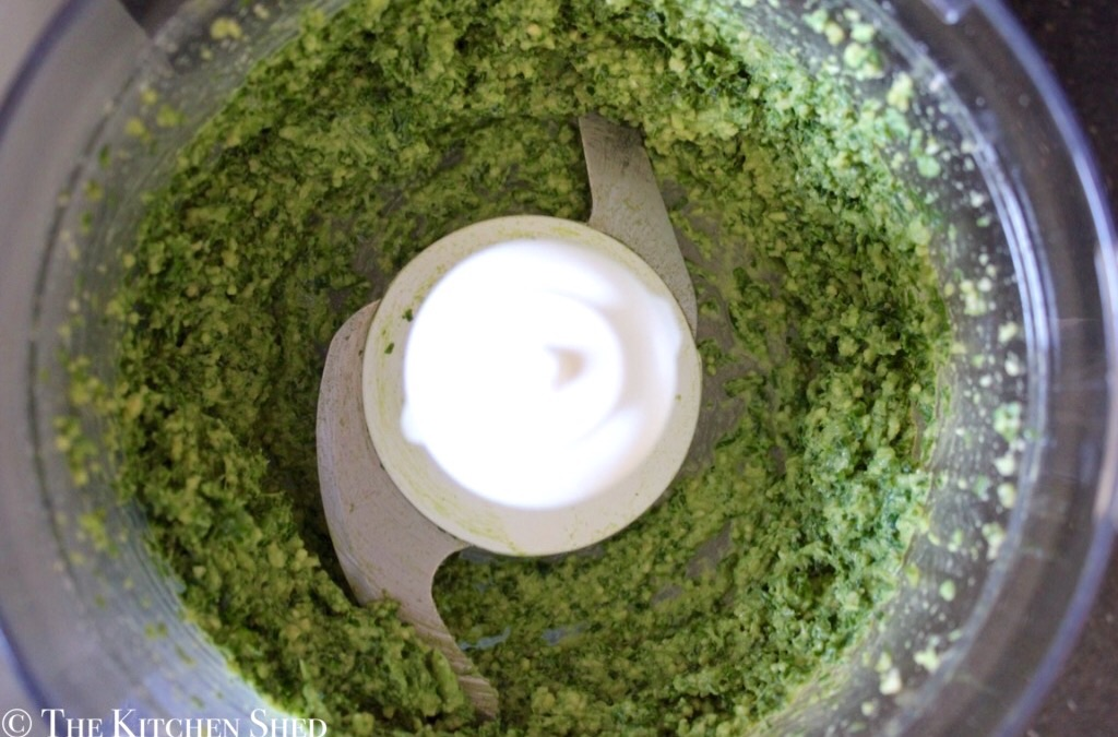 Clean Eating Pesto - For Stuffing