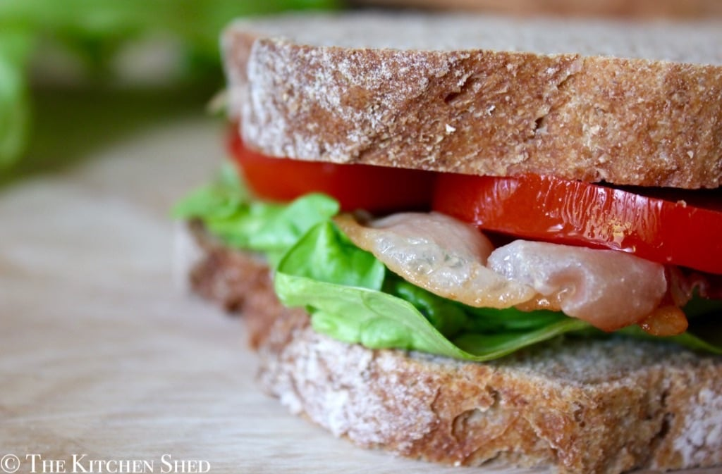 Clean Eating BLT