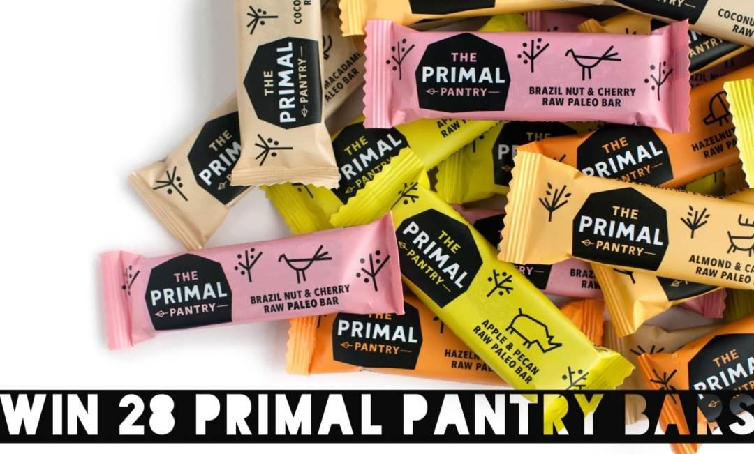 Primal Pantry Giveaway! Birthday Giveaway #1