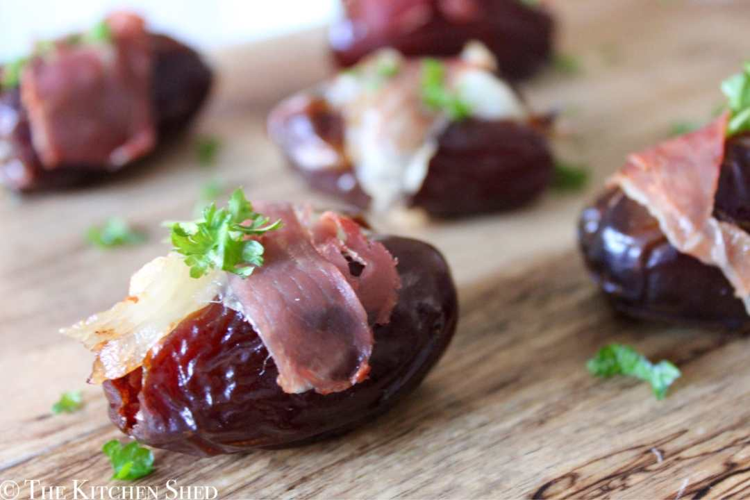 Clean Eating Stuffed Medjool Dates