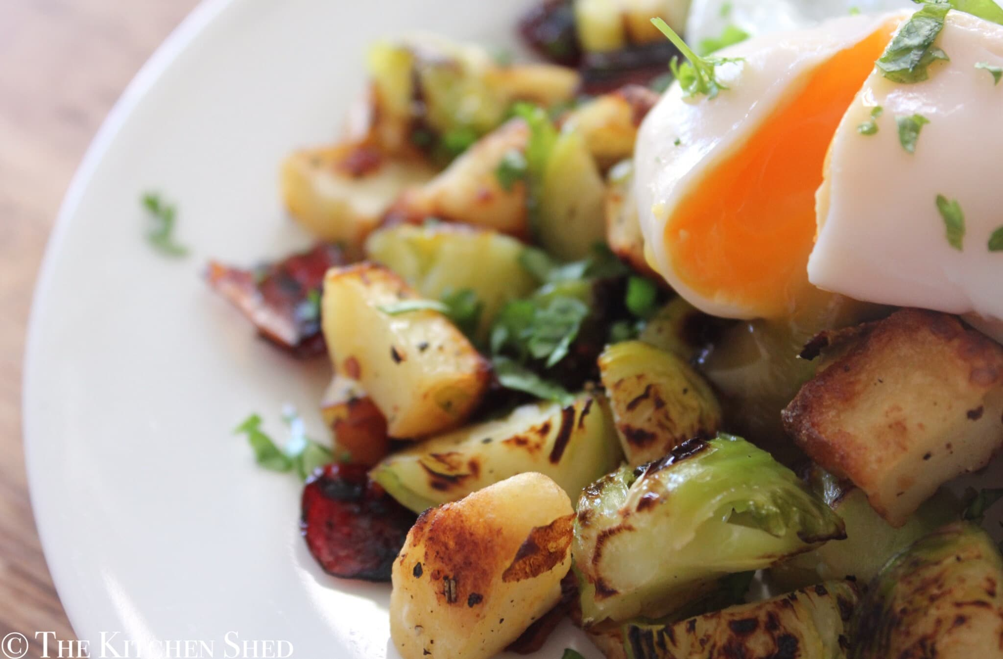 Clean Eating Boxing Day Hash