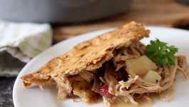 Clean Eating Turkey & Leek Pie (Boxing Day Pie) 1