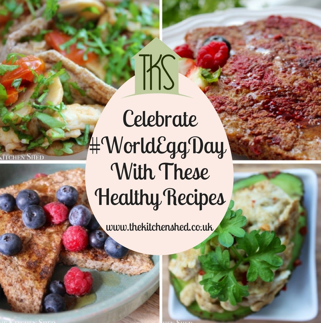 Celebrate World Egg Day With These Healthy Recipes 1