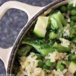 Clean Eating Easy Vegetable Wholegrain Rice