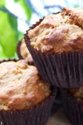 Clean Eating Apple & Raisin Muffins 2