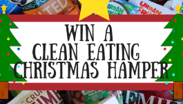Win a Clean Eating Christmas Hamper