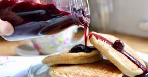 Clean Eating 2 Ingredient Pancake Syrup