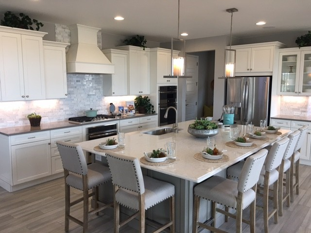 Shea Homes New Models Kitchen - Denver Kitchen Design ... on Model Kitchens  id=91316