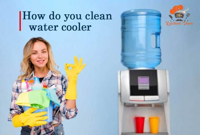 How Often Should Water Coolers Be Cleaned [2021]