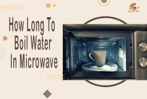 how long to boil water in microwave