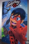 Early sketch poster of Miraculous Ladybug