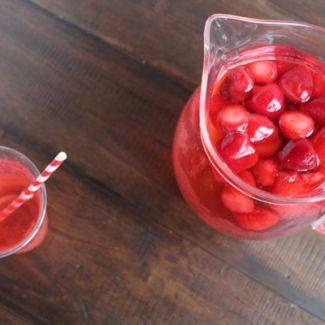 Strawberry Watermelon POWERADE Punch