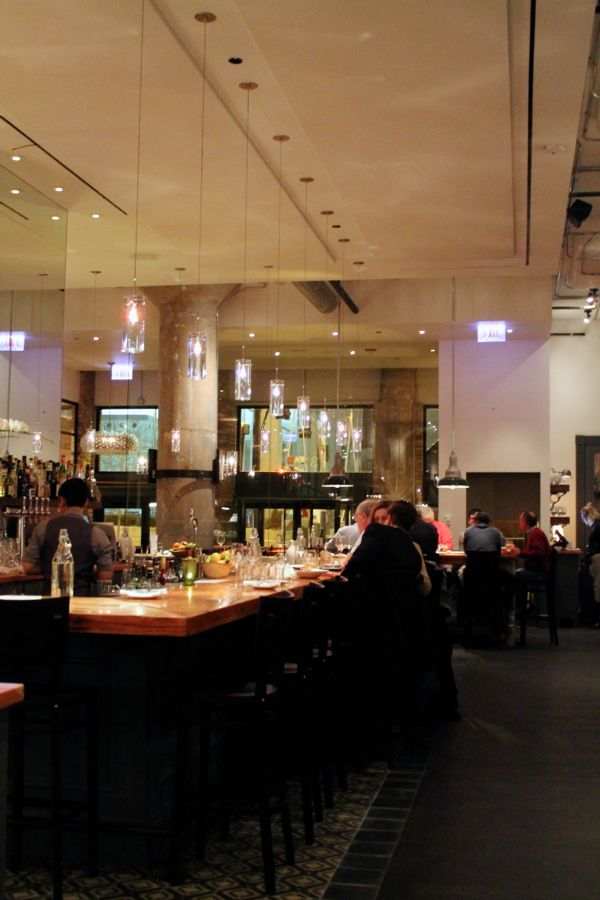 The Kitchen Describes Itself As A U201cworld Class Neighborhood Bistrou201d And The  Menu Has A Bit Of Everything, With Fresh Seafood Bar (with Some Items  Coming ...