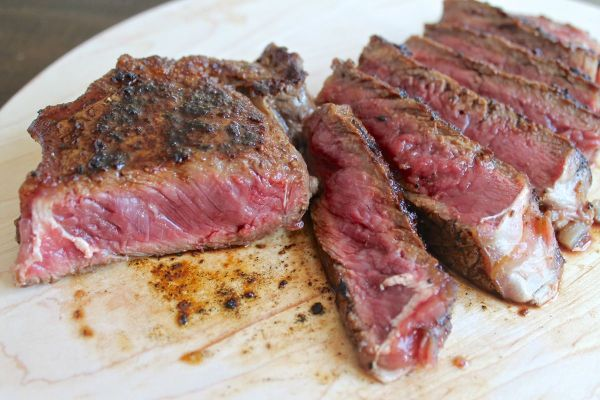 Pictures Of Cooked Meat Perfectly Cooked Steak...