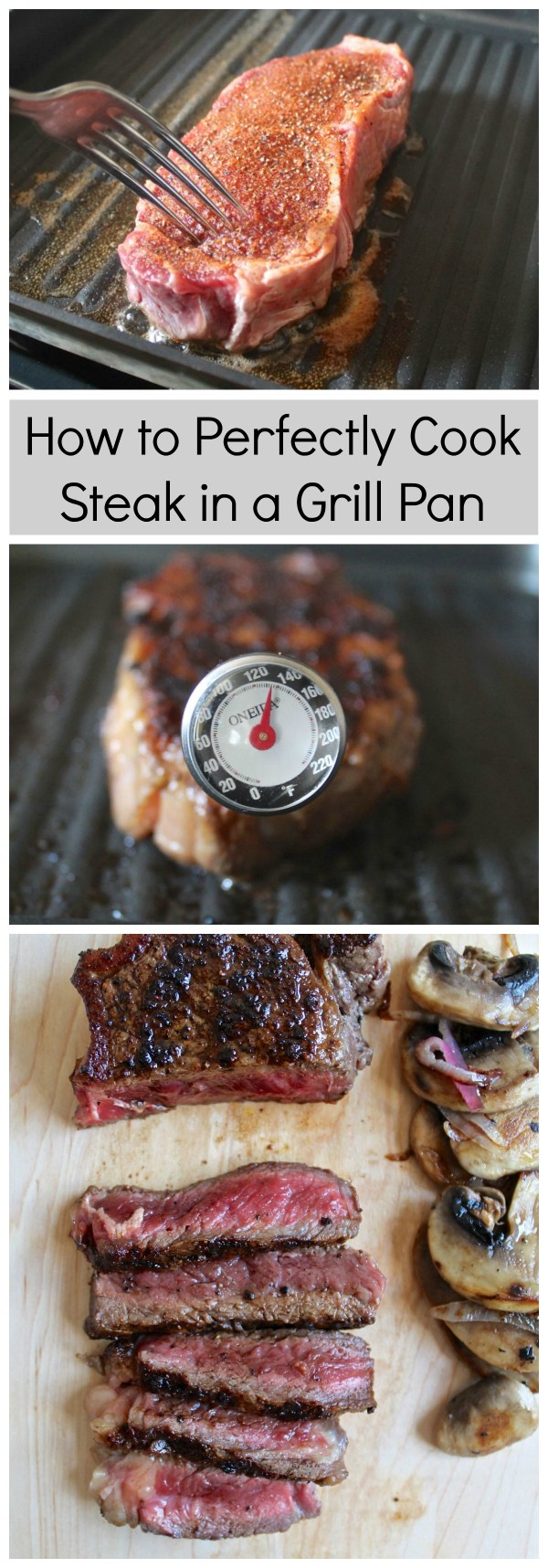 how to cook sirloin steak in a grill pan