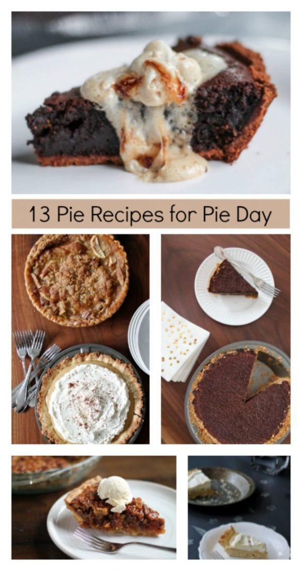 13 Pie Recipes for Pie Day