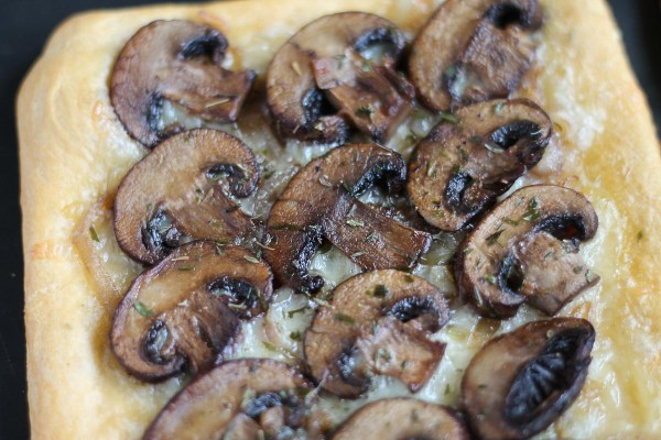 Asparagus and Mushroom Tarts-5