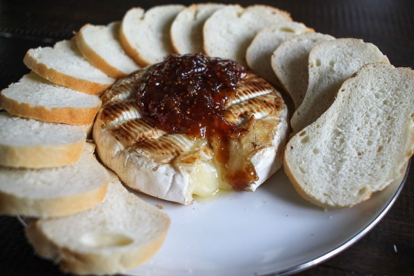 Grilled Brie-3