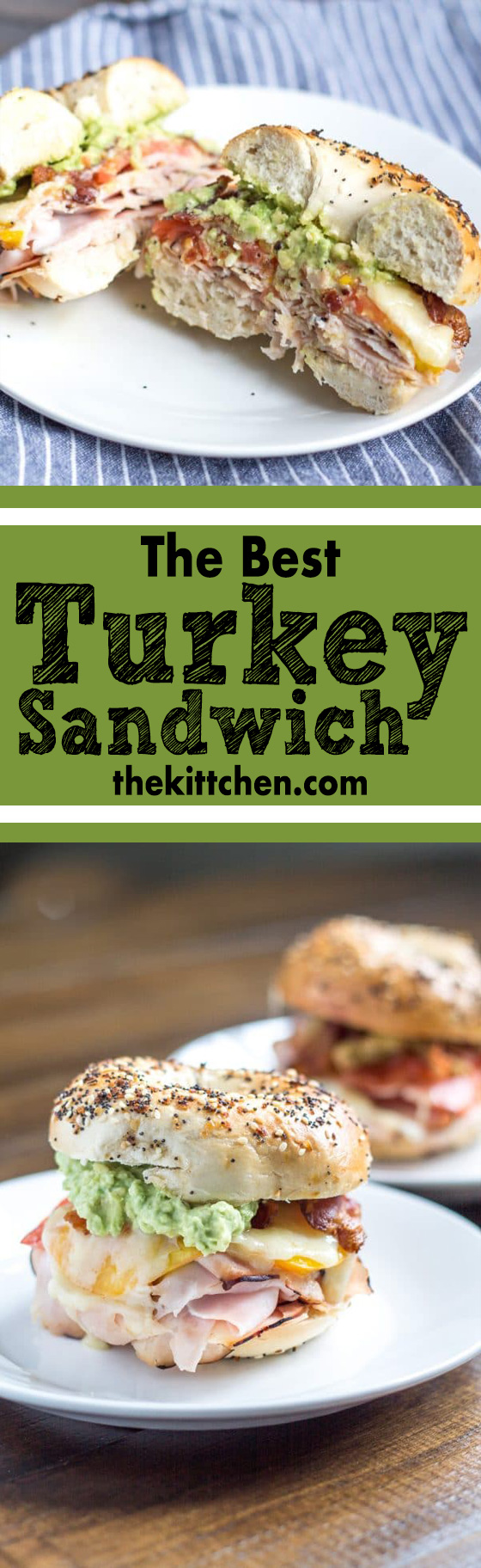 I am sharing my secrets to making the very best turkey sandwich. This is a lunch that I have been eating for years, and I am sure you will love it too.