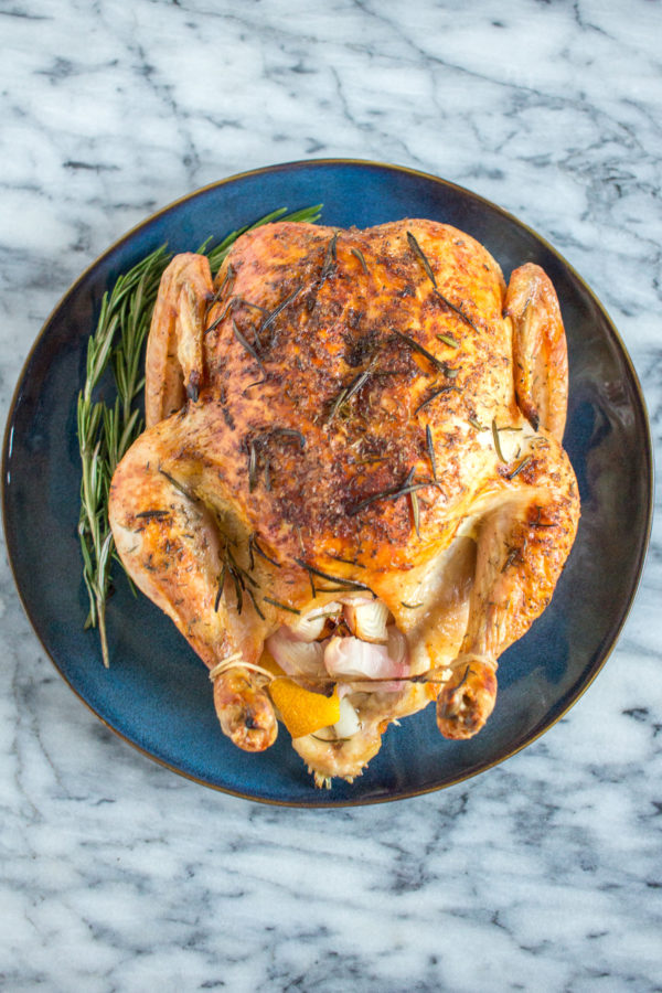 How to Roast a Chicken - an easy recipe for beginners that everyone should learn!
