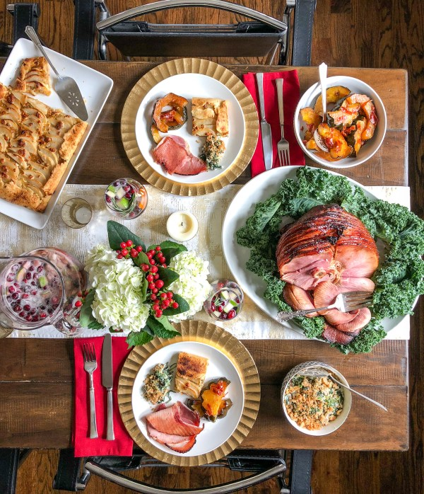Christmas Is Just Around The Corner So Today I Am Sharing Dinner Menu Ideas Here A Collection Of Appetizer Entree Side Dish Dessert