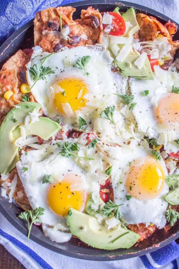 Learn how to make Chilaquiles - your family will love this easy breakfast recipe.