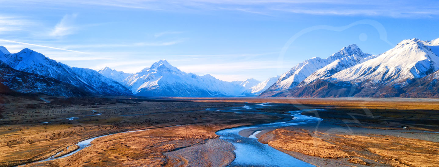 Mt Cook, New Zealand by The Kiwi Couple