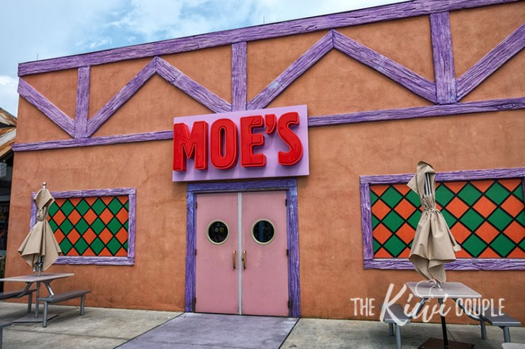 Moe's - The Simpsons - Universal Orlando Resort