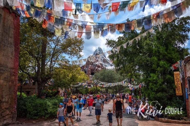 4 Walt Disney World Parks in 1 Day