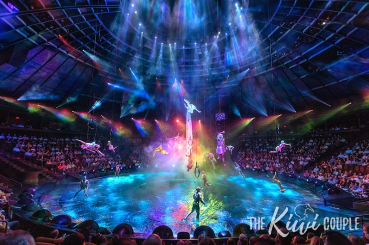 La Reve performance