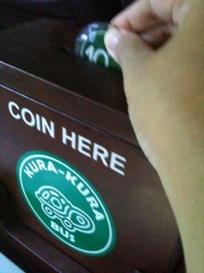 Put your coin here.