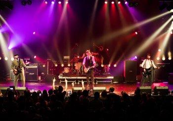 The Klets, un groupe rock bruxellois pétaradant soutenu par la Sabam