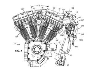 Harley Davidson Water Cooled Heads Patent – Updated