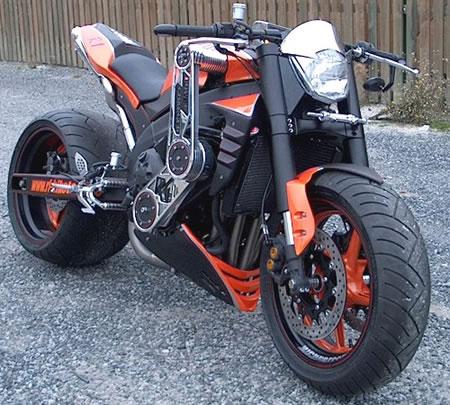 Yamaha R1 HighPressure by RF-Biketech