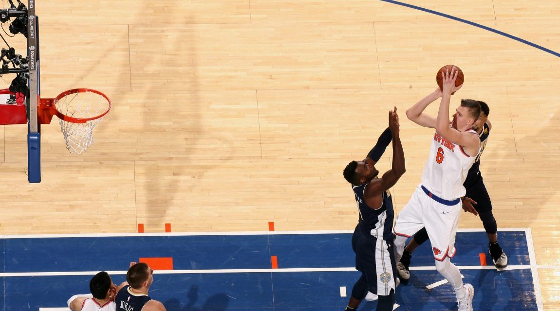 Knicks Film Study: Kristaps Porzingis, The Slow Trailer